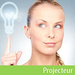 Design Humain - Types - Projecteur