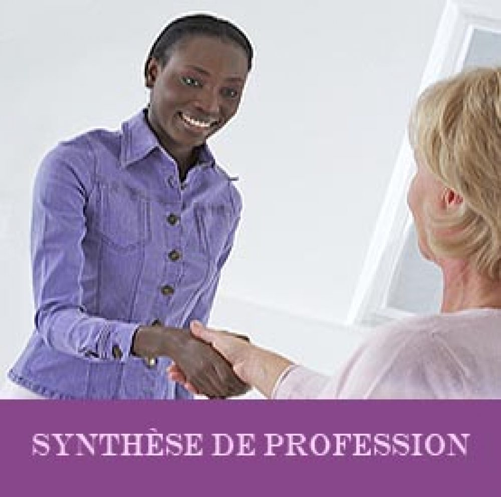 synthese-profession